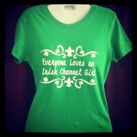 Everyone Loves an Irish Channel Girl