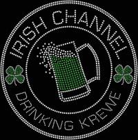 Irish Channel Drinking Krewe Transfer