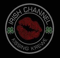 Irish Channel Kissing Krewe Transfer