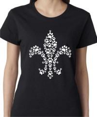 Fleur de Paws Shirt