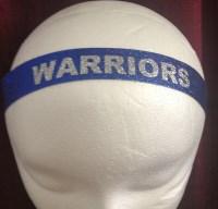 Glitter Sports Headband Custom